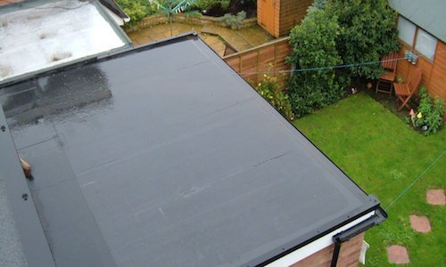 flat roofers Blackburn